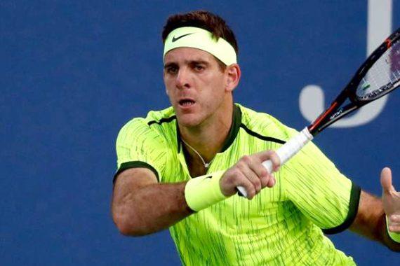 Del Potro Returns to the US Open