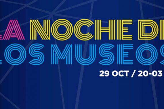 La Noche de los Muesos in Buenos Aires!