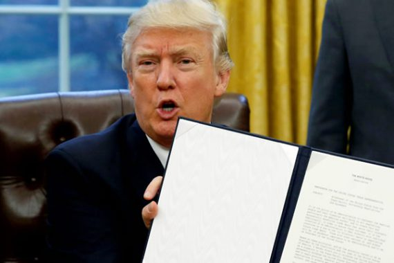 Donald Trump Makes Trade Changes with Argentina