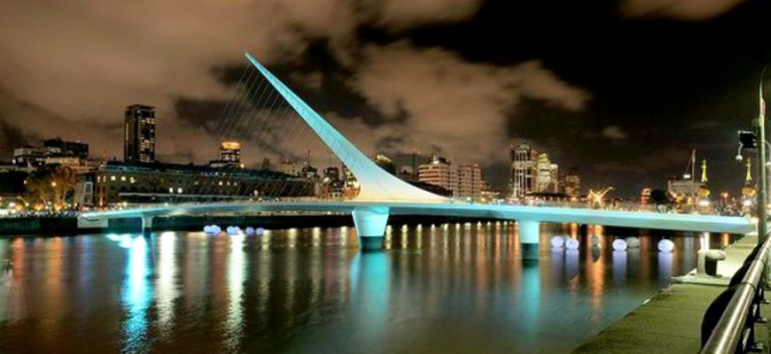 Tourism High in Buenos Aires