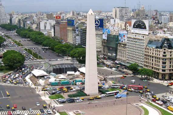 Buenos Aires Makes List of Cities with High Quality of Life
