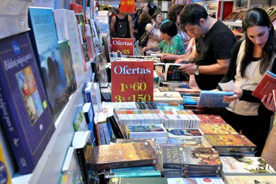 Buenos Aires´ Famous Book Fair Returns