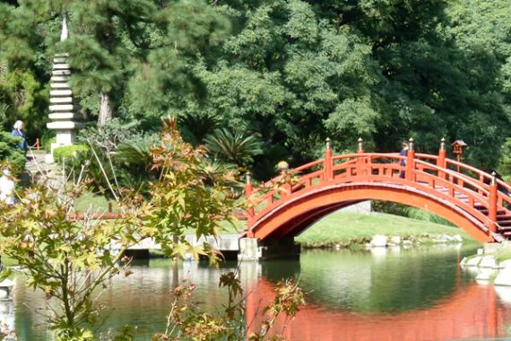 Famed Buenos Aires Japanese Garden to Celebrate Anniversary