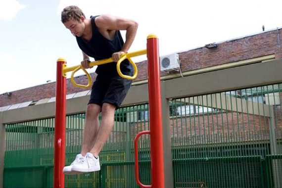 Outdoor Gyms Latest Buenos Aires Fitness Craze
