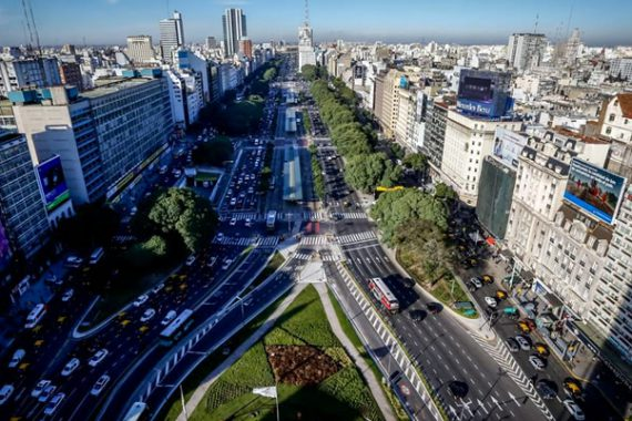 Commuting Time to Decrease in Buenos Aires as Trains to be Elevated