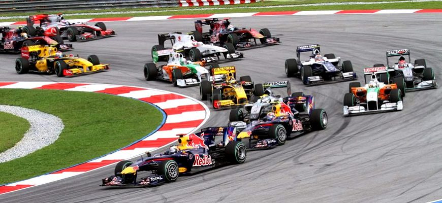Possible Return of Formula One to Argentina